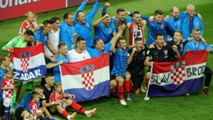 croatia england - celebration2 - world cup - 11072018