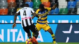 Gervinho Udinese Parma Serie A