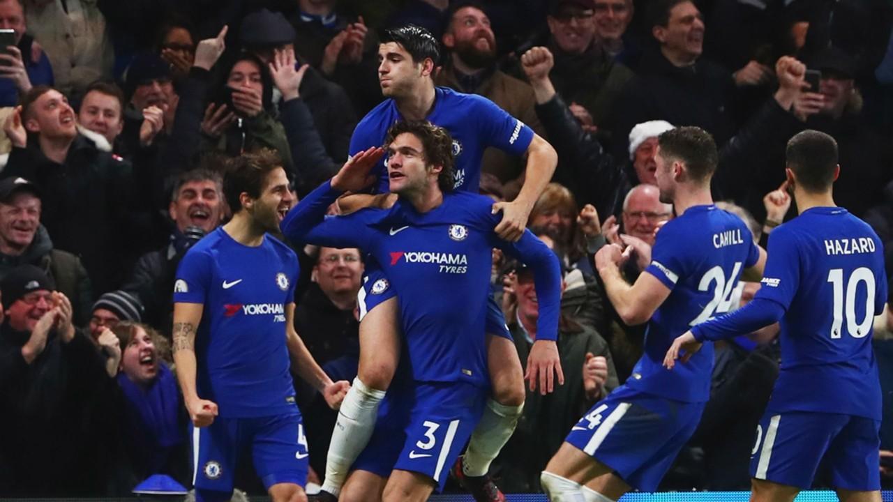 Chelsea Fc V Stoke City Fc Preview Pertandingan Tujuh Liga Primer Goal Com