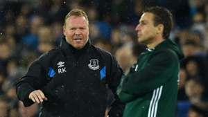 Ronald Koeman Everton Lyon Europa League