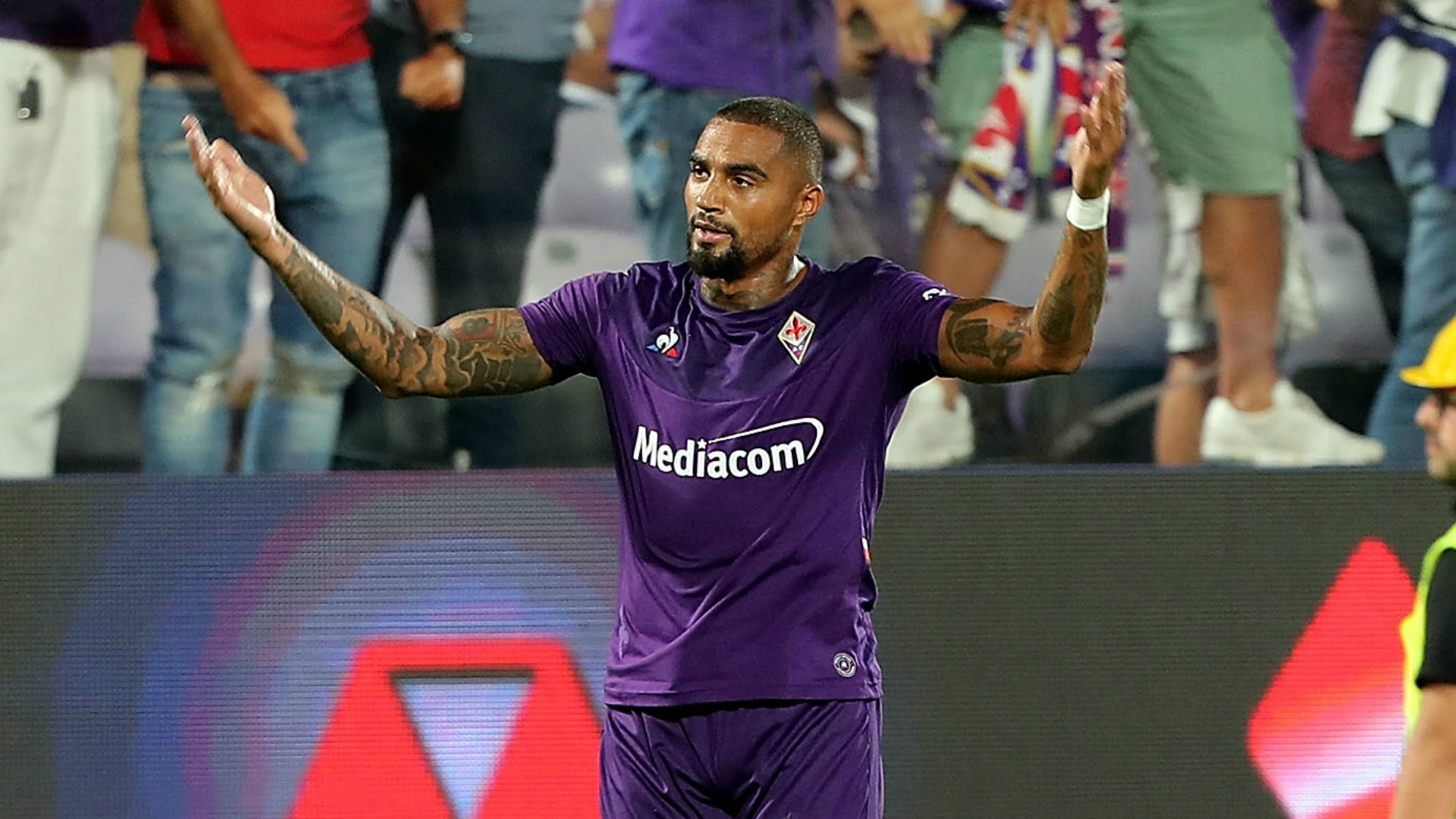 Fiorentina News, Boateng: