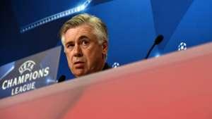 Carlo Ancelotti Bayern Munich Champions League
