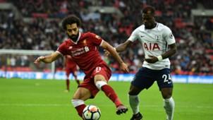 Mohamed Salah Liverpool Tottenham Premier League