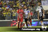 Amri Yahyah, Selangor, Matthew Davies, Pahang, Malaysia Super League, 24052017