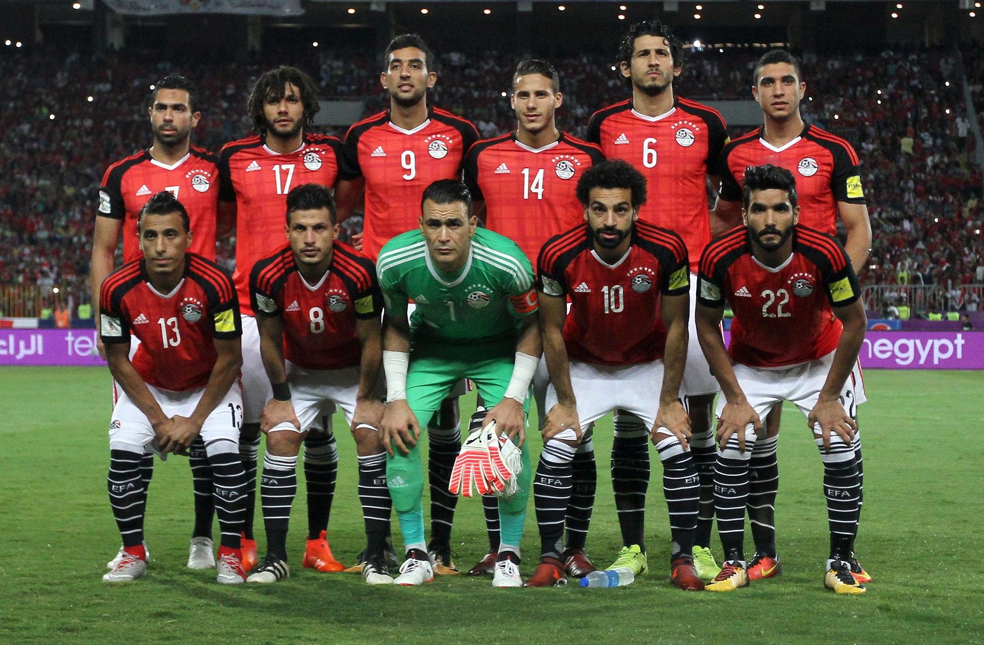 Mundial Rusia  Alineacion Figura Convocados Y Todo Lo Que Hay Que Saber De Egipto Goal Com