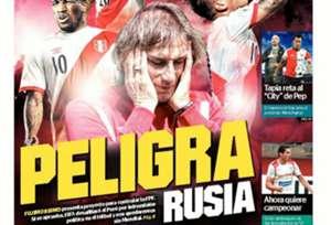 Il Perú rischia l'esclusione dai Mondiali: l'Italia torna a sperare