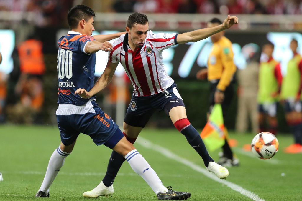 Chivas Puebla Clausura 2019