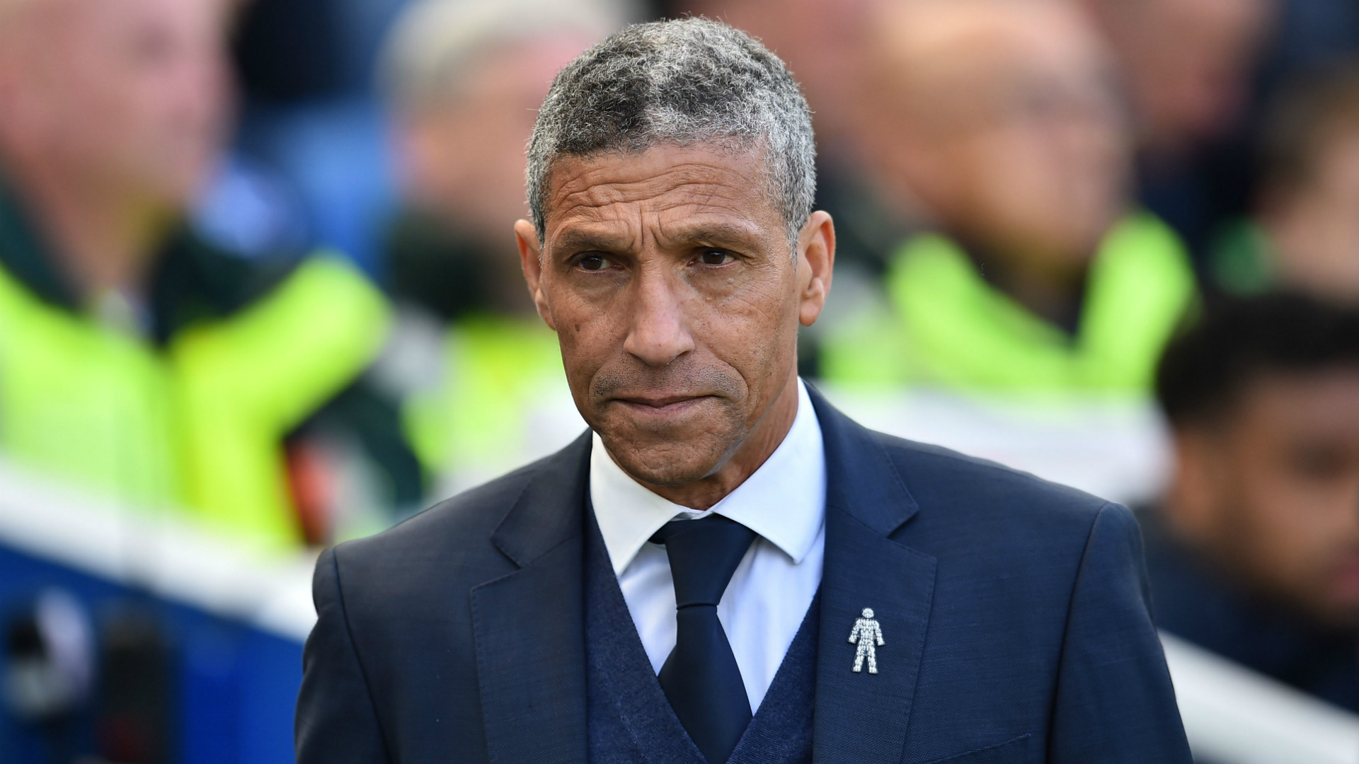 Chris Hughton Brighton 2018-19