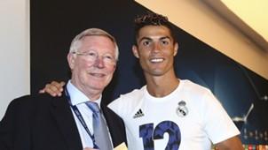 Ronaldo Ferguson Madrid Turin 060317