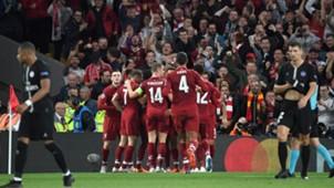 Liverpool PSG Champions League 18092018