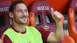 Momen Pamungkas Francesco Totti Di Olimpico