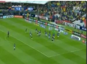 Gol Güero Diaz vs Tigres