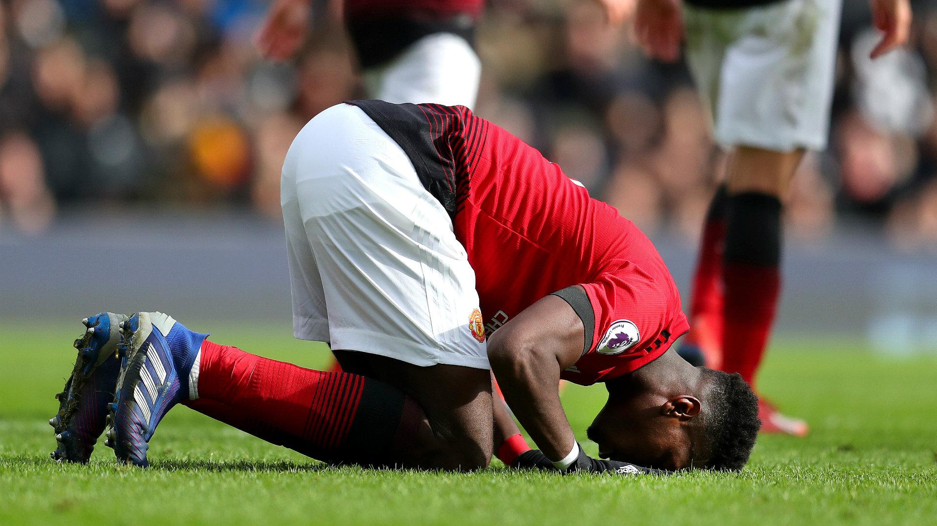 Man U Vs Fulham: Paul Pogba News: Man Utd Midfielder Enjoying Best Ever