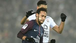 Neymar PSG Caen Ligue 1 20122017