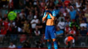 ONLY GERMANY // Mesut Özil Arsenal Liverpool Premier League 082817
