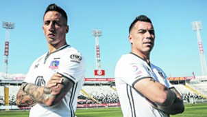 Lucas Barrios, Esteban Paredes