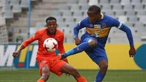 Polokwane City, Sammy Seabi & Cape Town City, Lebogang Manyama