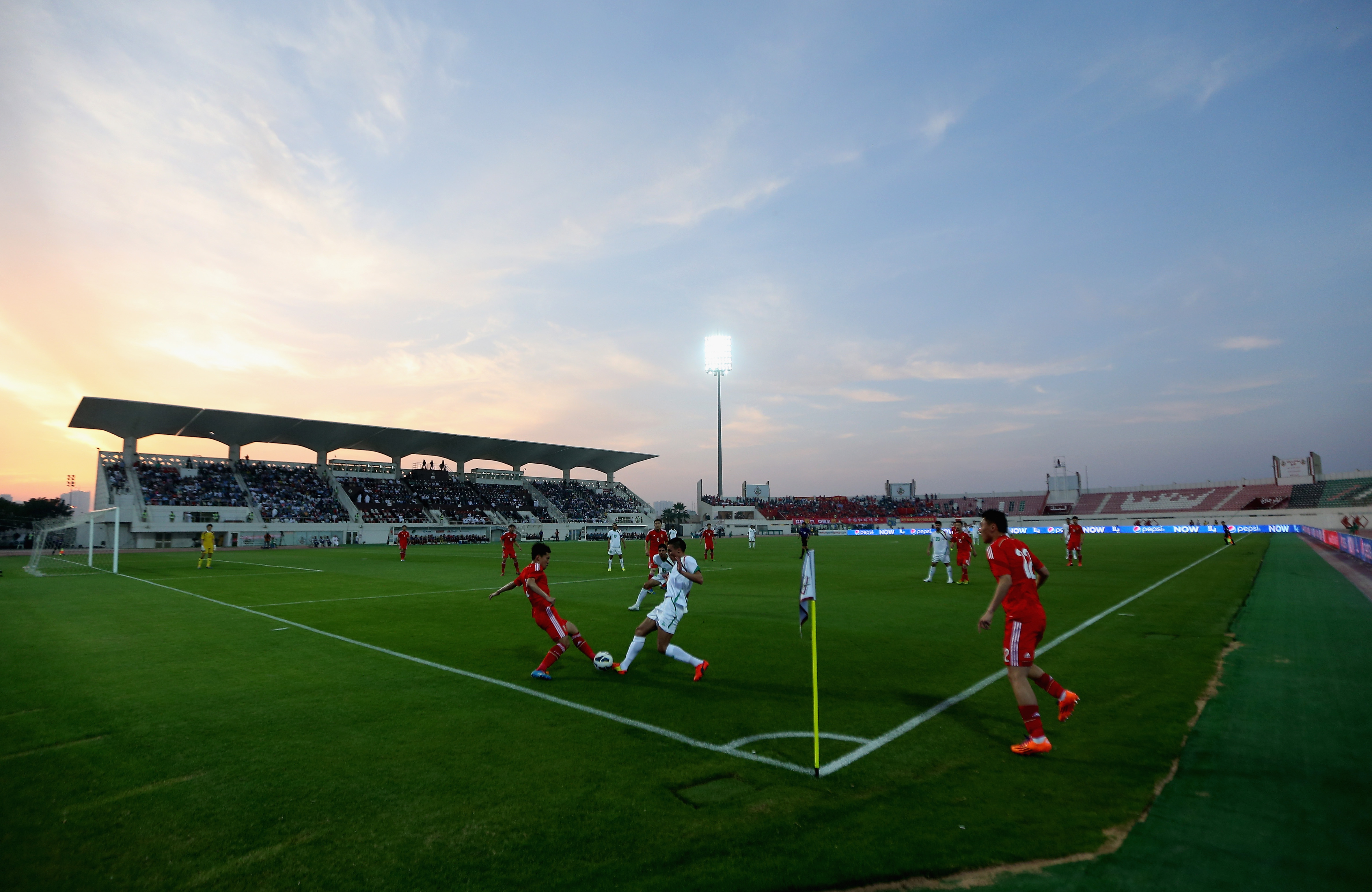 Al Sharjah Football Stadium