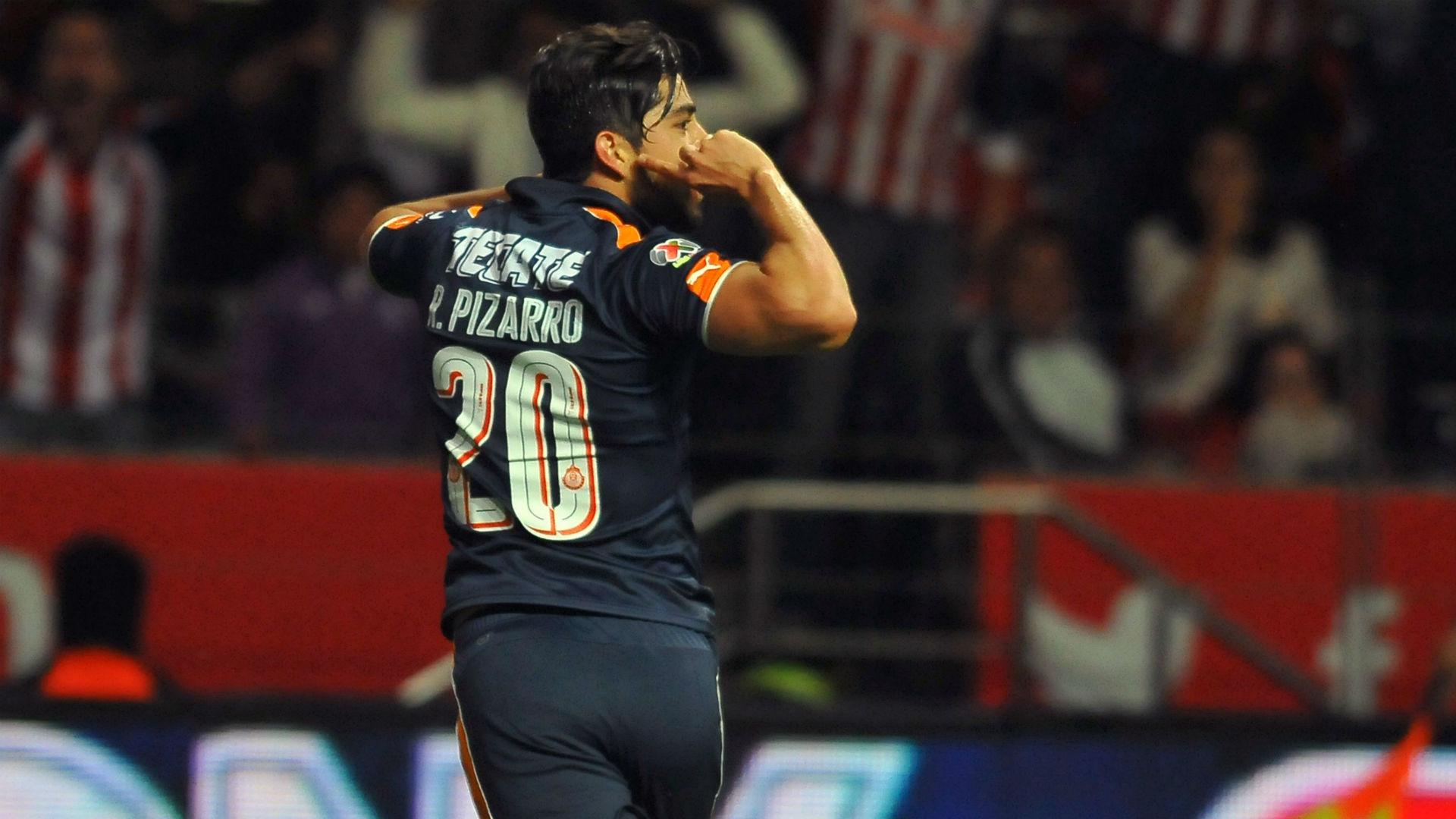 Rodolfo Pizarro semifinales Clausura 2017