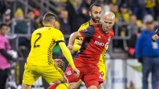 Michael Bradley Columbus Toronto MLS playoffs