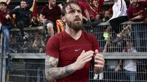Daniele De Rossi Roma Liverpool Champions League