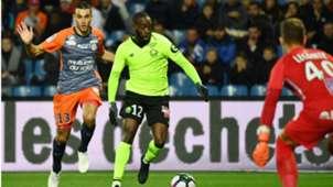 Elyes Shkiri Jonathan Ikoné Montpellier Lille 04122018