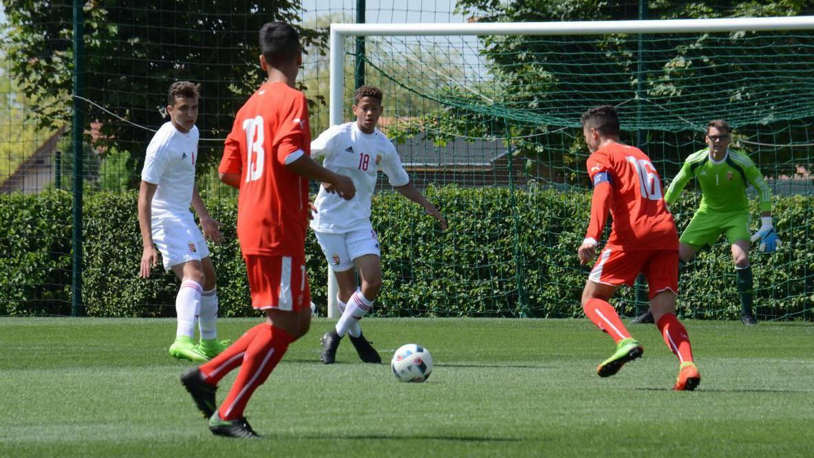 U15-ös válogatott