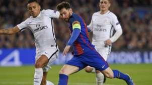 Lionel Messi PSG 2017