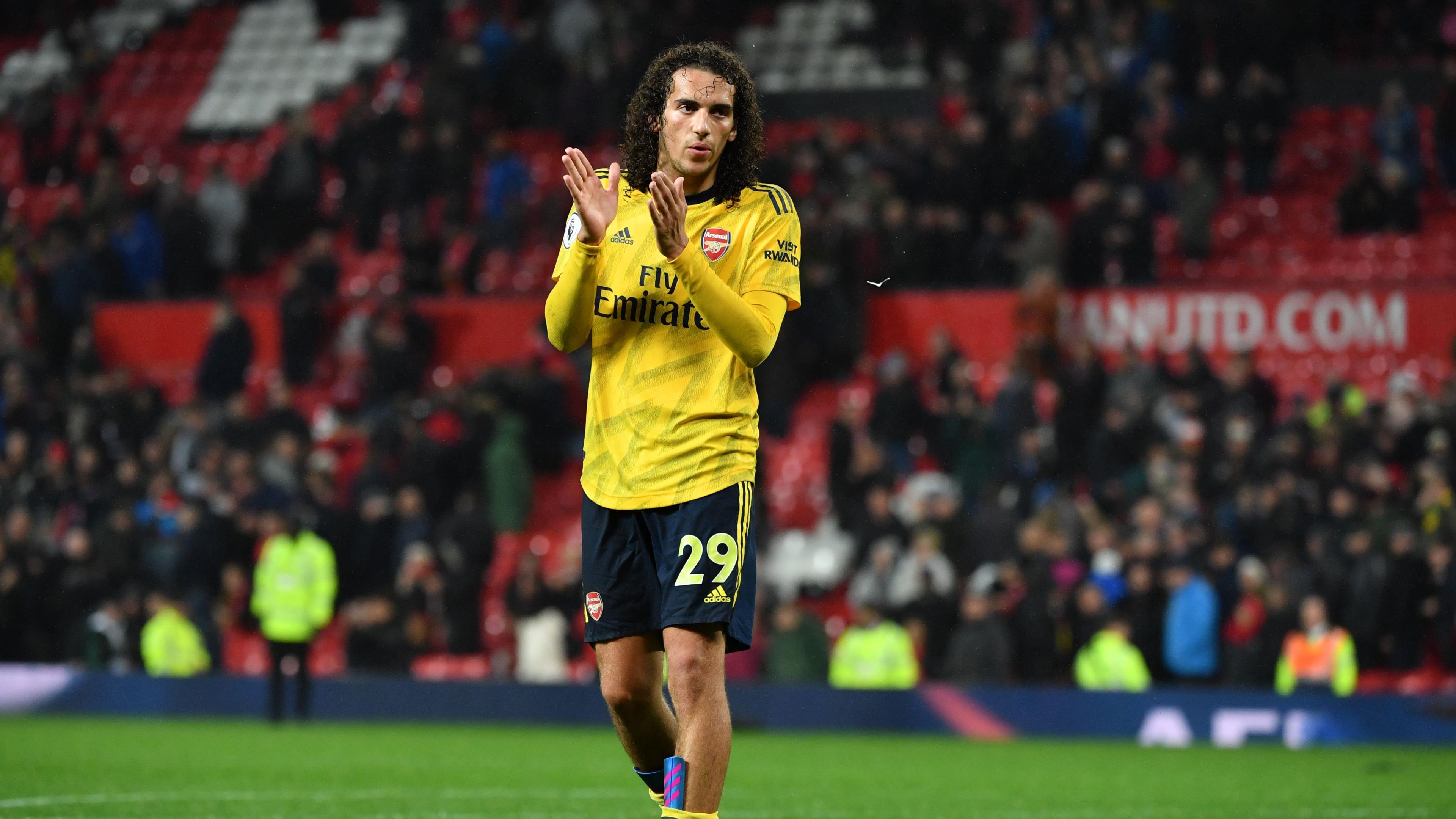 Matteo Guendouzi Arsenal 2019