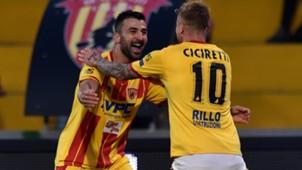 Amato Ciciretti Benevento Serie B