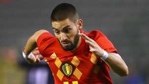 Yannick Carrasco Belgium 2019