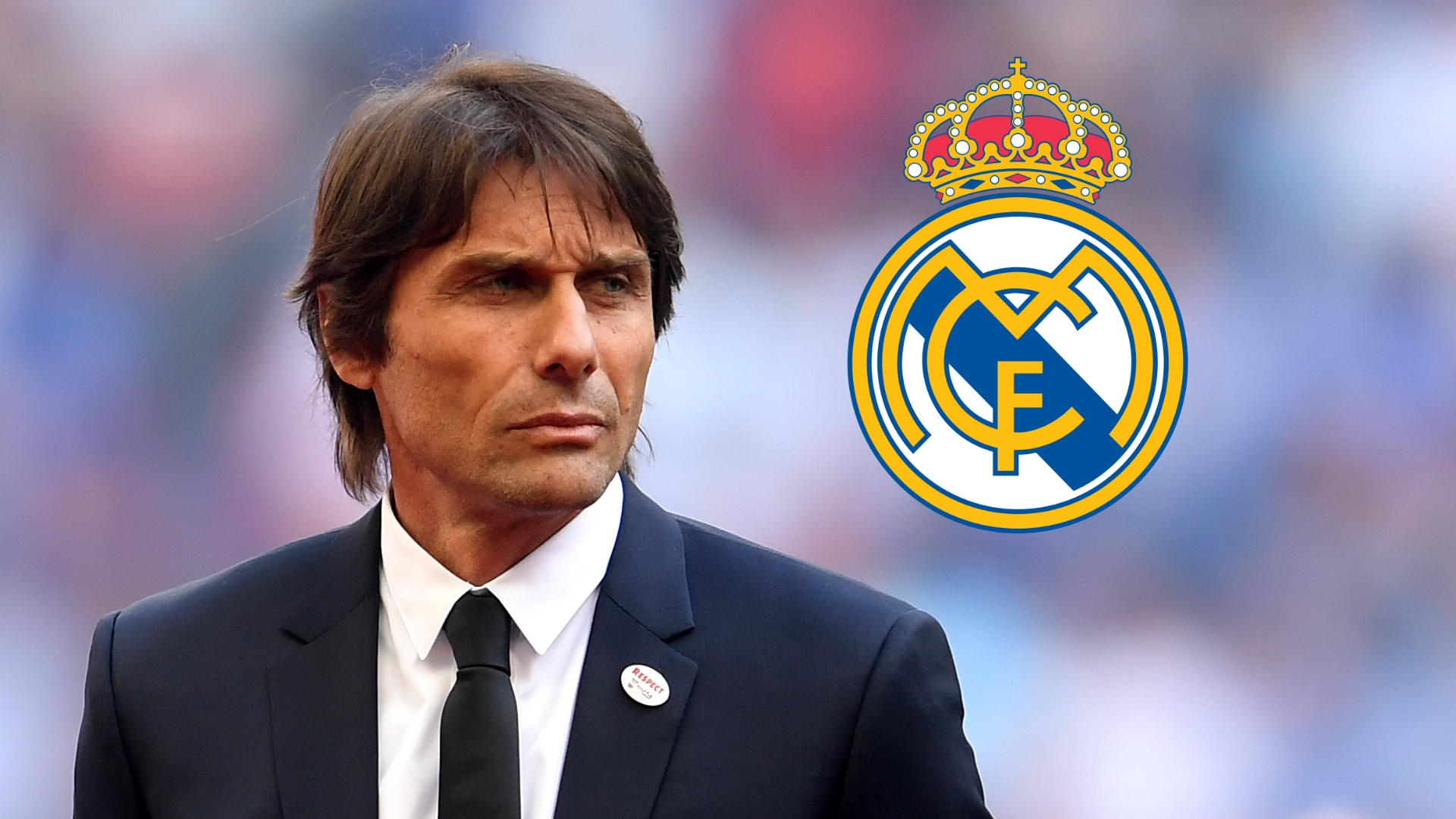 Antonio Conte, Real Madrid