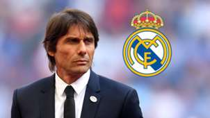 Antonio Conte, Real Madrid