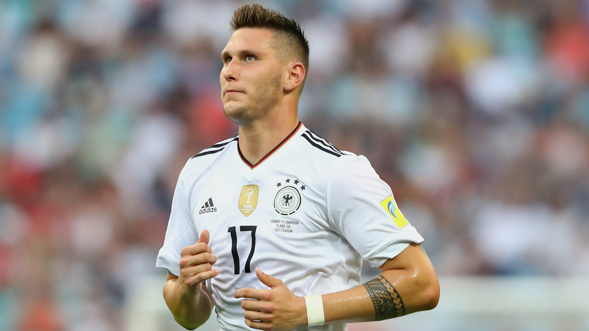 Niklas Sule Germany Confederations Cup