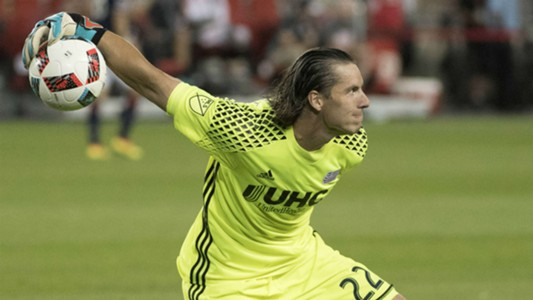 Bobby Shuttleworth New England Revolution MLS