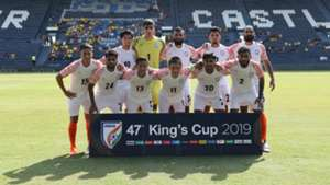 India XI v Curacao King's Cup 2019