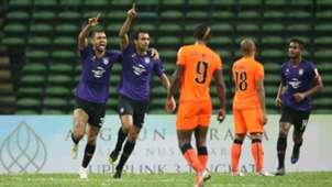 Diogo Luis Santo, PKNS v Johor Darul Ta'zim, Malaysia Super League, 17 May 2019