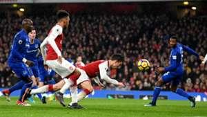 Laurent Koscielny Arsenal Everton