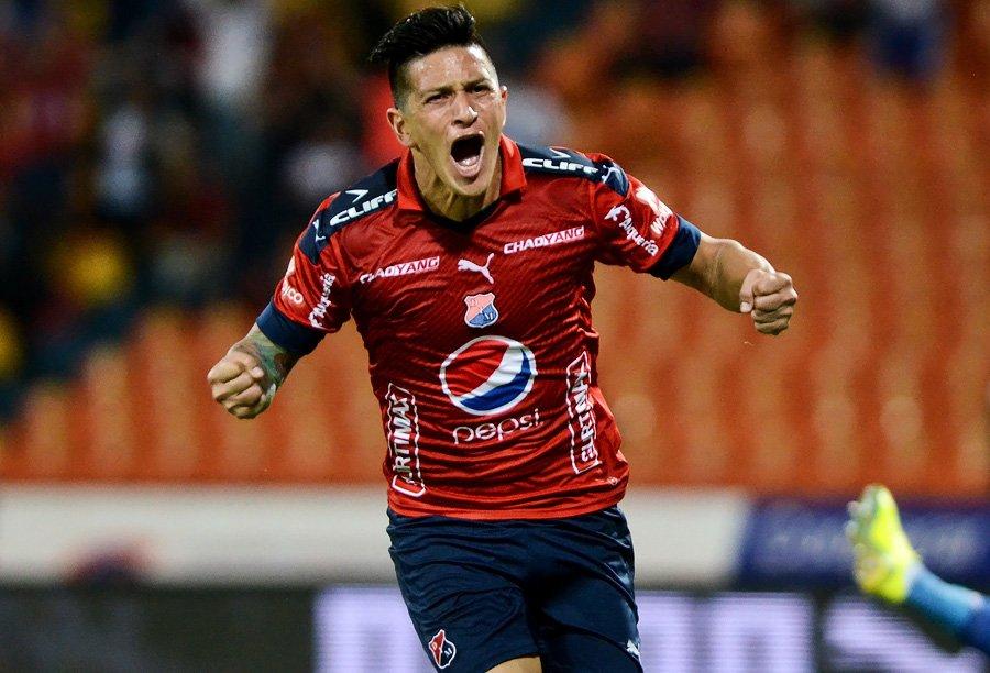 Germán Cano Medellín Liga Águila
