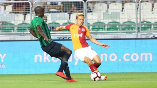 Yuto Nagatomo Galatasaray Akhisarspor 08052018