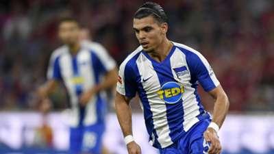 Karim Rekik Hertha BSC 08162019