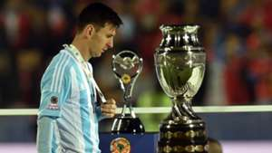 Lionel Messi 2015 Copa America Argentina