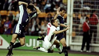 Michael Owen England Argentina World Cup 1998