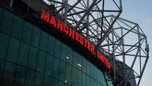 Old Trafford stadium view