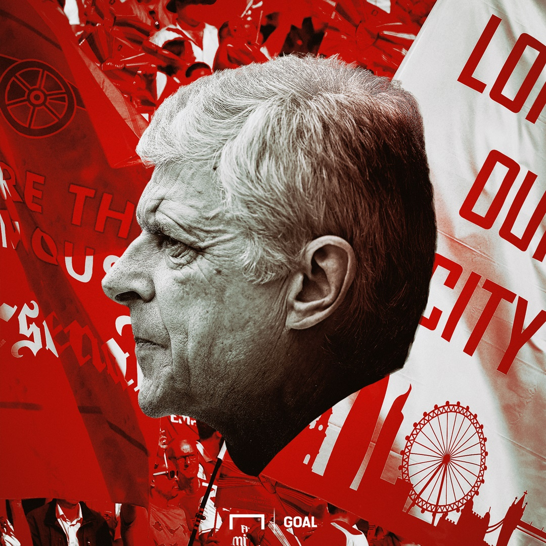 GFX Arsene Wenger Arsenal extension