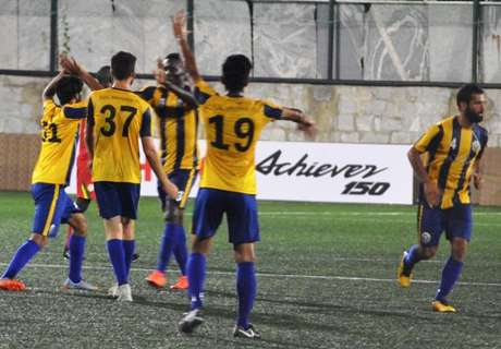 Real Kashmir promoted to I-League