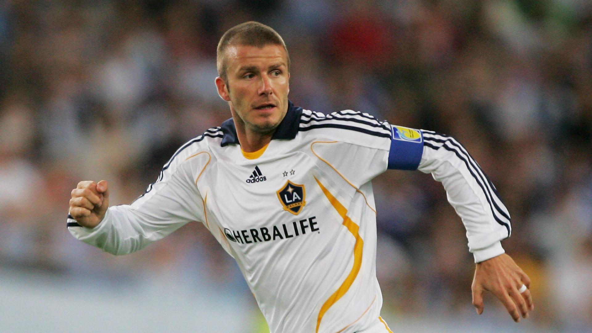 David Beckham LA Galaxy 2007