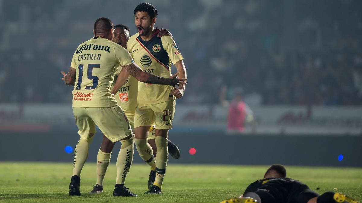 Veracruz vs América Clausura 2019