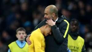 Alexis Sanchez Pep Guardiola Manchester City Arsenal