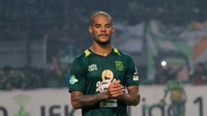 David Da Silva - Persebaya Surabaya